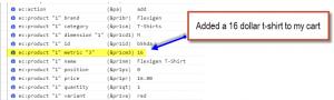 product scoped custom metrics data sent